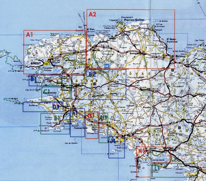 Carte Bretagne Pointe Du Raz.Location Vacances Maison Baie D Audierne Plan D1 Maison A